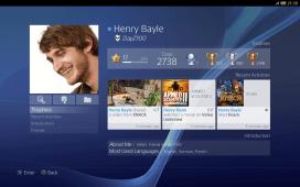 L'interface de la PS4 en vidéo et en image !   Le blog de Constantin image 3