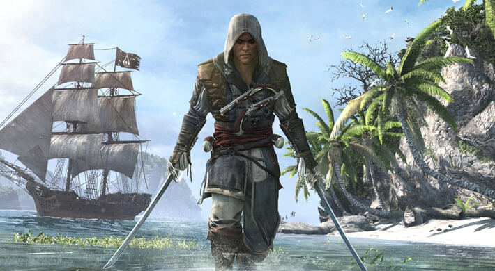 Assassin's Creed 4: Black Flag - Encore une vidéo | Le blog de Constantin