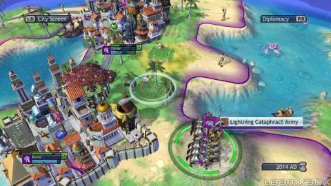 Civilization Online se dévoile dans un premier trailer | Le blog de Constantin