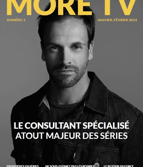 MoreTV, le magazine destiné aux Sérievore   Le blog de Constantin