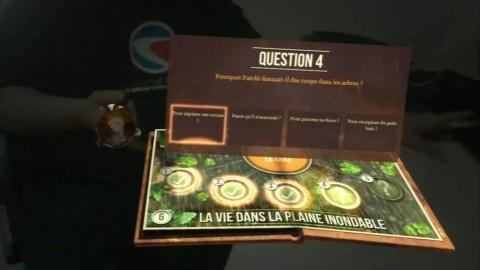 Test PS3: Wonderbook: Sur la terre des Dinosaures   Le blog de Constantin