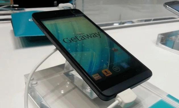 Wiko dévoile le Getaway, un milieu de gamme sans 4G | Le blog de Constantin image 2
