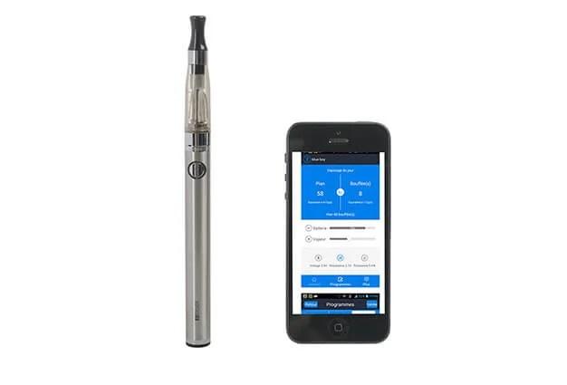 Avis: la cigarette électronique ConnectED EdSylver | Le blog de Constantin image 3