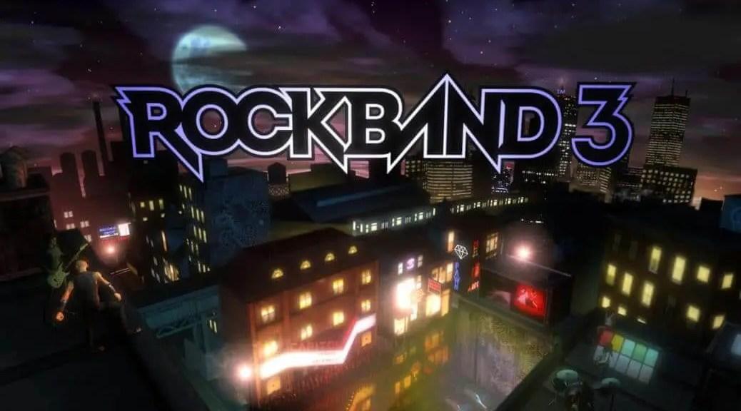 Un nouveau Rock Band sur PS4 et XBOX One | Le blog de Constantin