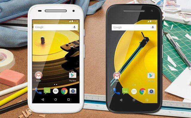 Motorola confirme sa stratégie, peu de smartphones et Android Wear ! | Le blog de Constantin