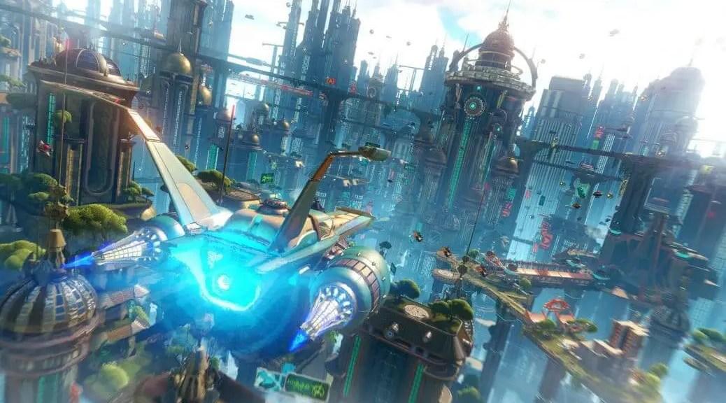 Avis: Ratchet & Clank | Le blog de Constantin image 1
