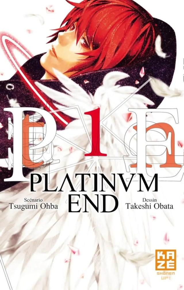 Avis Manga – Platinum End T.1
