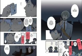 Avis Manga - Relife T.1 | Le blog de Constantin image 3