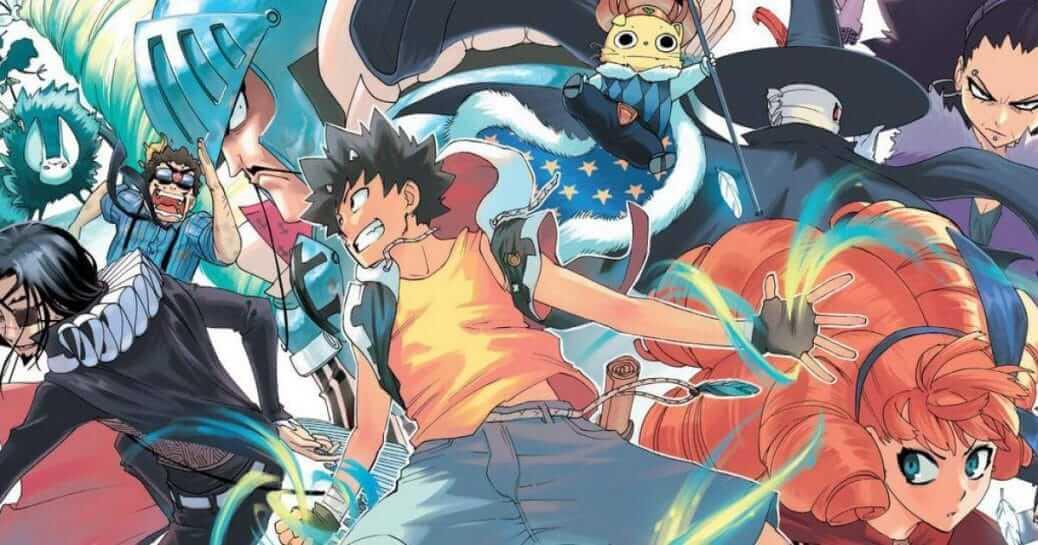 Avis Manga - Radiant T.1 | Le blog de Constantin image 1