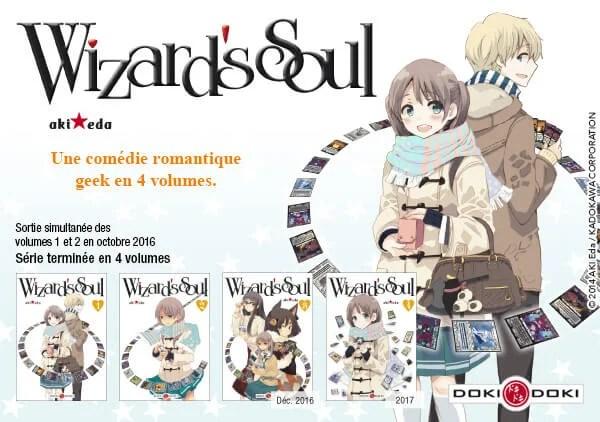 Avis Manga - Wizard's soul T1-2 | Le blog de Constantin image 2