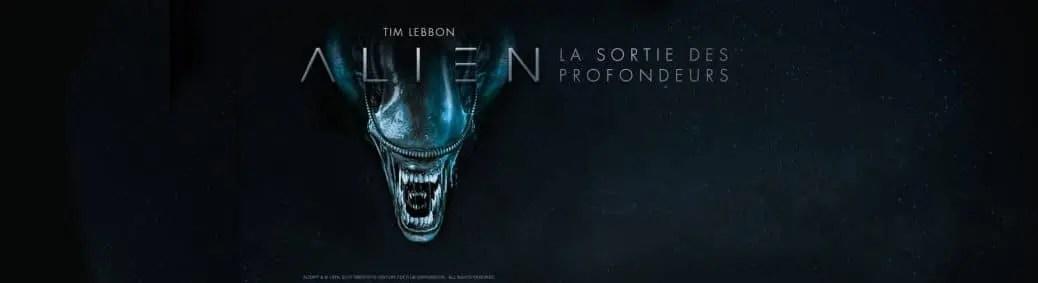 Audible lance sa première série audio ! Alien, la sortie des profondeurs | Le blog de Constantin