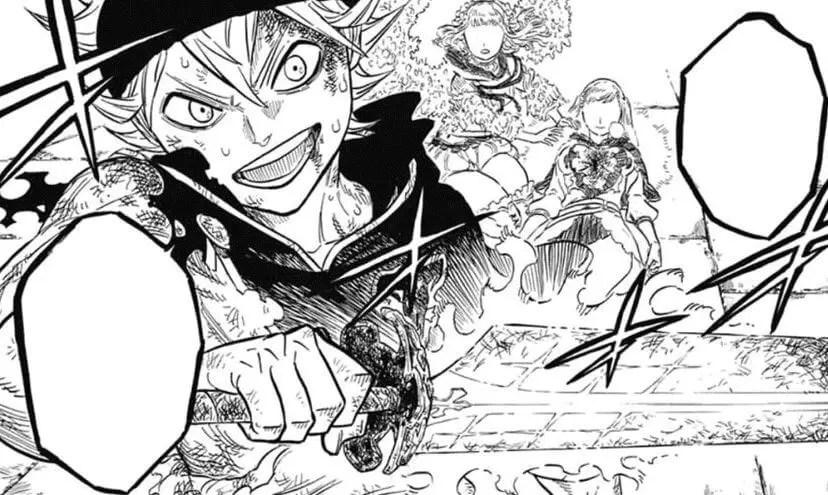 Avis Manga - Black Clover T3   Le blog de Constantin image 2