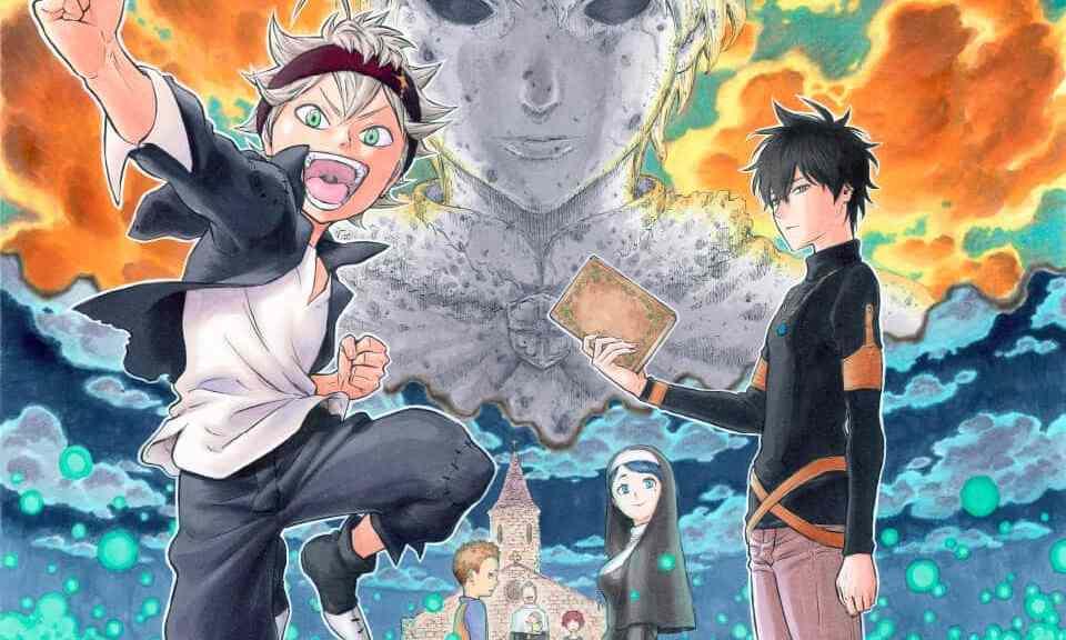 Avis Manga - Black Clover T1 & T2 | Le blog de Constantin image 3