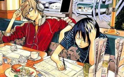 Avis Manga - Bakuman T1 | Le blog de Constantin image 1