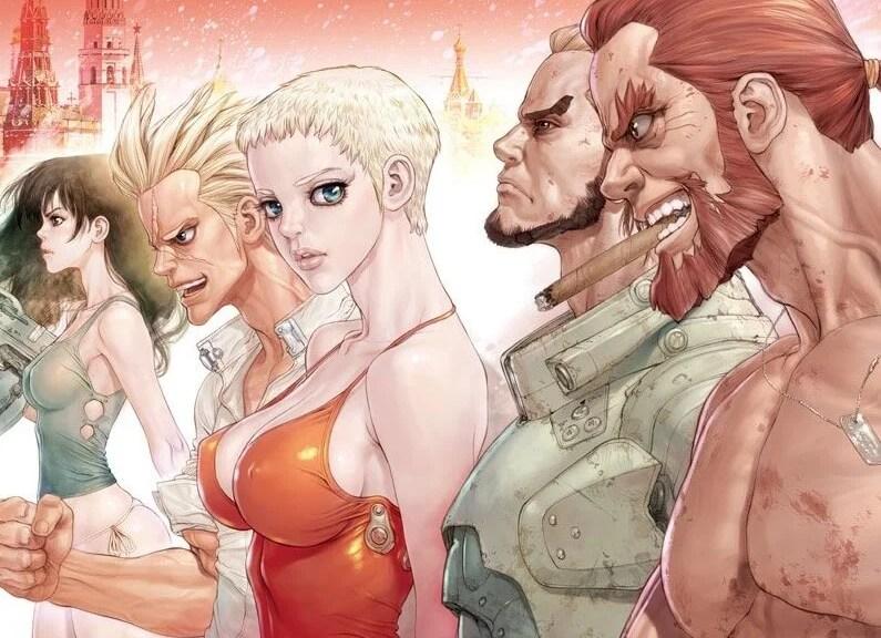 Avis Manga - Terra Formars Asimov T1 | Le blog de Constantin image 1