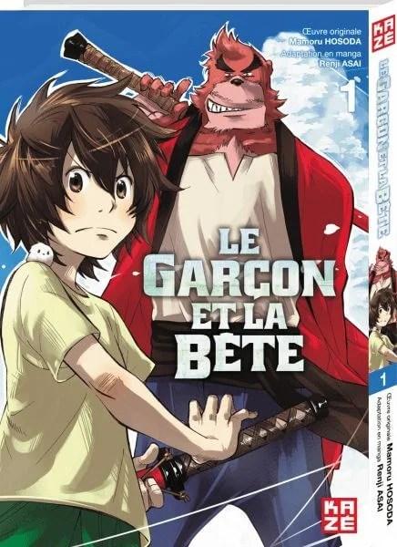 Avis Manga – Le garçon et la bête