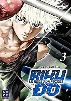 Avis Manga – Riku-Do T3