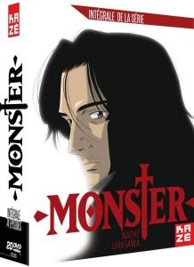 Intégrale DVD Monster