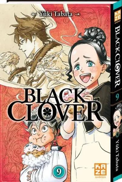 Avis Manga – Black Clover T9