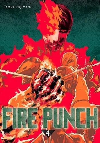 Avis Manga – Fire Punch 4