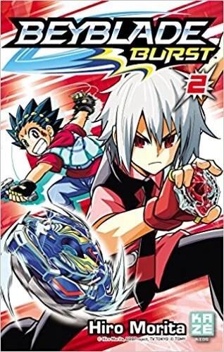 Avis Manga – Beyblade Burst 2