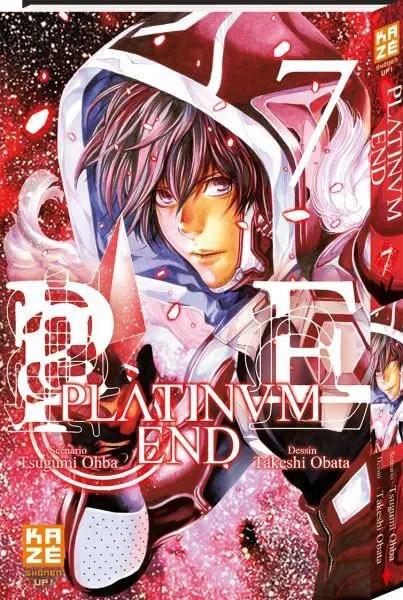 Avis Manga – Platinum End 7