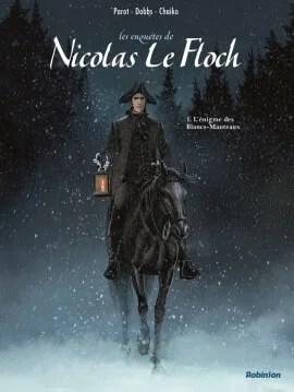 Avis BD – Nicolas Le Floch 1