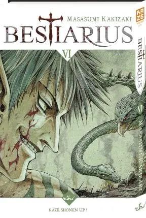 Avis Manga – Bestiarius 6