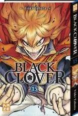 Avis Manga – Black Clover 15