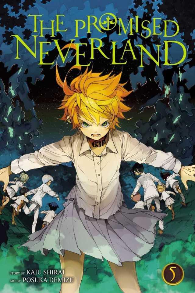 Avis Manga – The Promised Nerverland 5