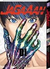 Avis Manga – Jagaaan 1
