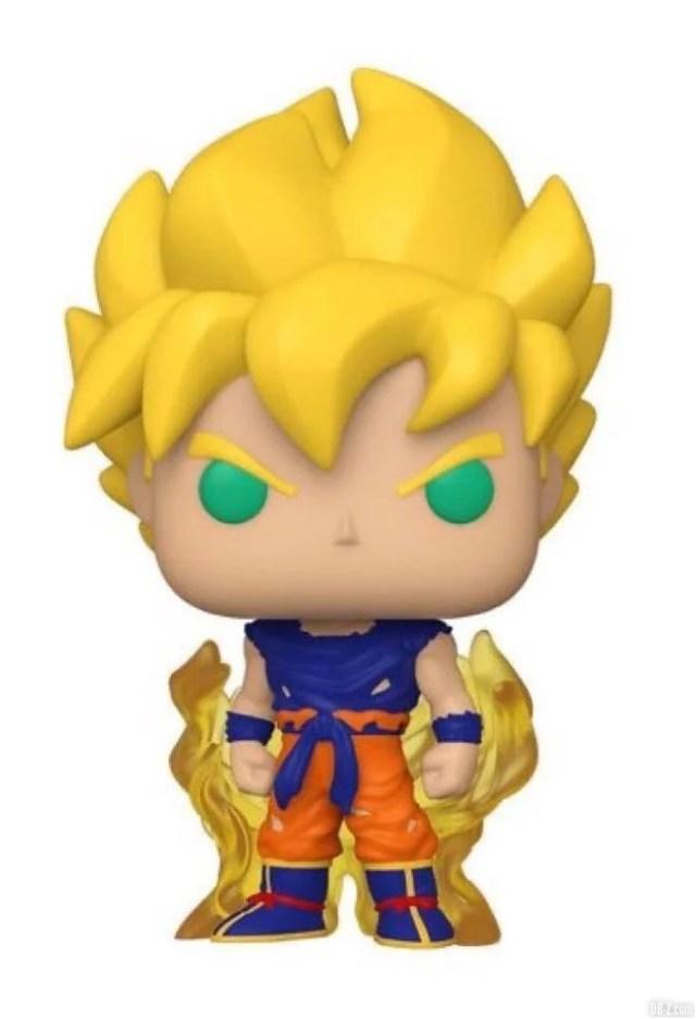 Funko Pop Goku Super Saiyan
