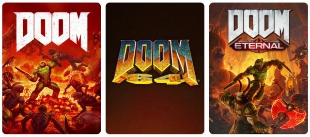 Doom Stadia