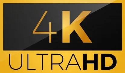 Logo 4K - Ultra HD
