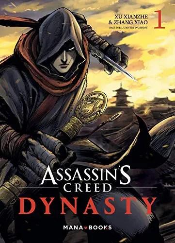 Avis Manga – Assassin's Creed Dynasty 1