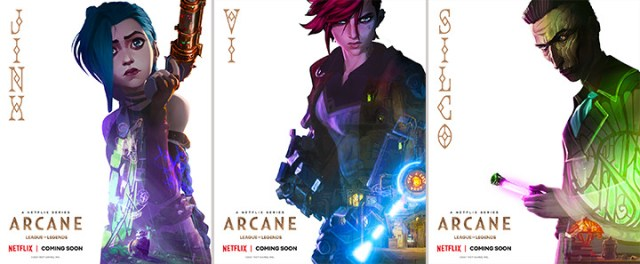 Arcane Charactersposters1 720px
