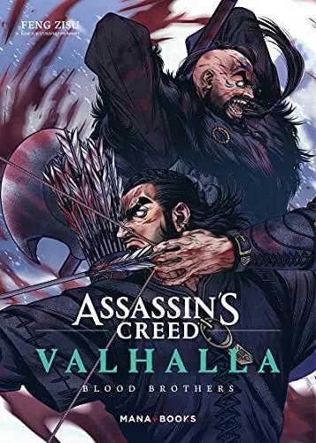 Avis Manga – Assassin's Creed Valhalla –  Blood Brothers