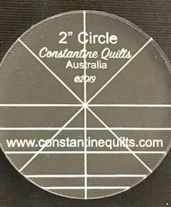 2in circle