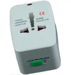 World Travel Adapter Plug