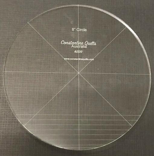 "8"" Circle"