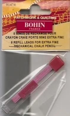 Bohin Pink refill