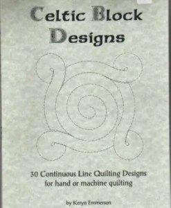 Celtic Block Designs