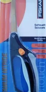 Fiskars Soft Touch Multi purpose scissors