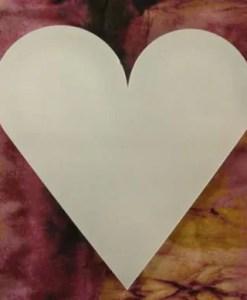 "8"" Heart"