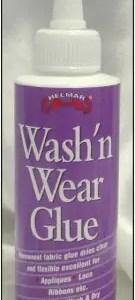 Helmar Fabric Glue