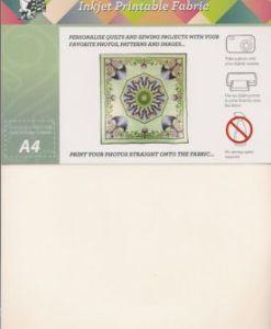 Inkjet Fabric Paper