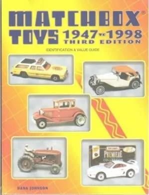 Matchbox Toys 1947-1998 3rd Edition