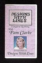 Designs with Lines DVD Longarm