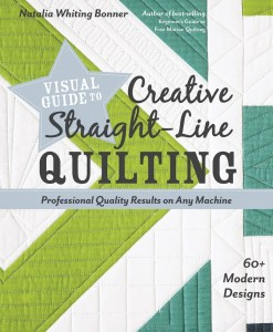 Creative straight line quilting