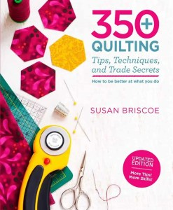 350 Quilting tips